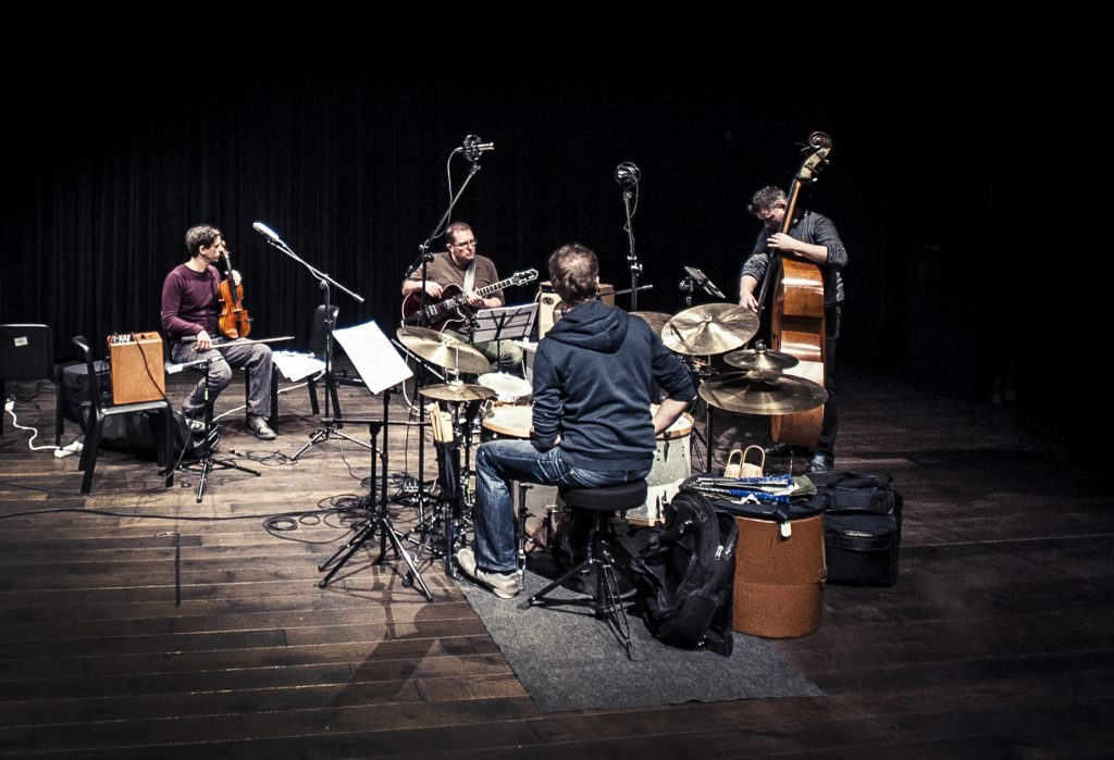 Marcin Olak Quartet
