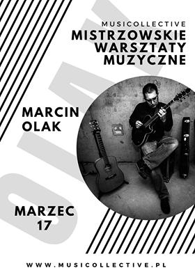 Marcin Olak improv masterclass