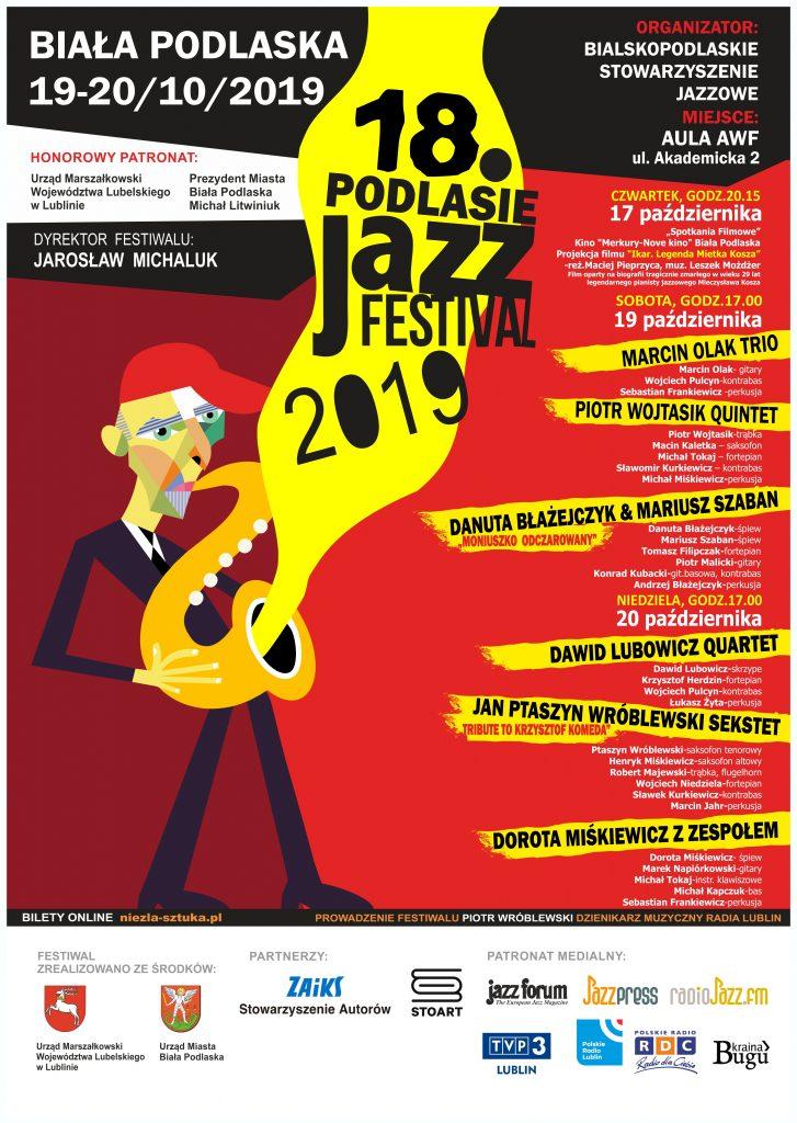 Marcin Olak Imagine Nation na Podlasie Jazz Festiwal